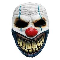 Halloween Karneval Party Kostüm Clown Maske des Grauens aus Latex für Erwachsene
