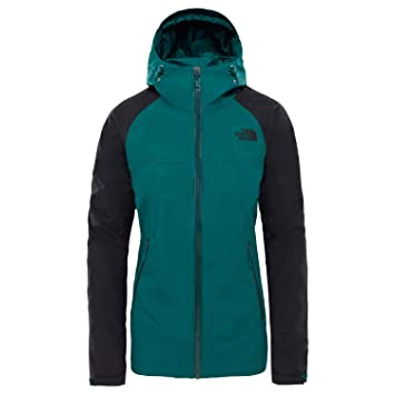 15b2fe8f34 The North Face Wo Stratos Veste Femme, Botanical Garden, FR (Taille  Fabricant :
