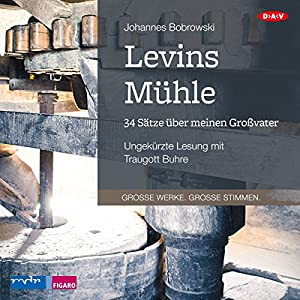 Levins Mühle Hörbuch