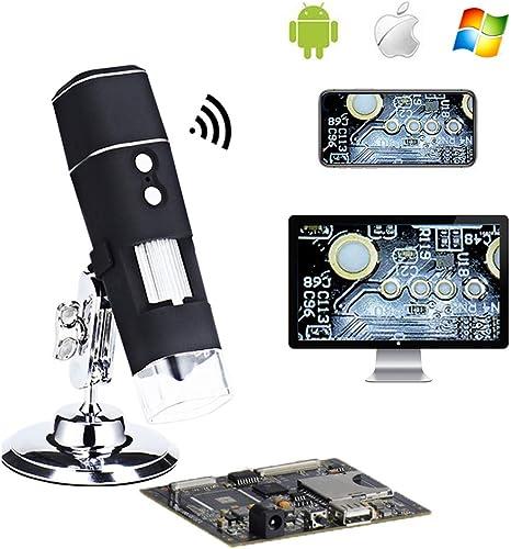 Amazon.com: 1000X Wireless Digital Microscopio Cámara Lupa ...