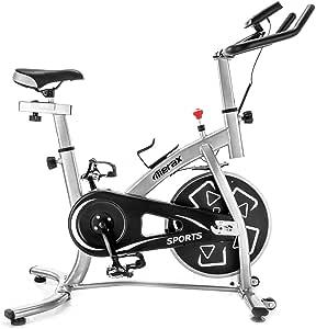 Simply-Me-Me - Bicicleta estática para Interiores con Monitor ...