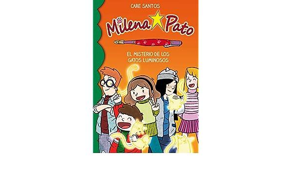 EL MISTERIO DE LOS GATOS LUMINOSOS [Próxima aparición]: Care Santos Torres: 9788417064204: Amazon.com: Books