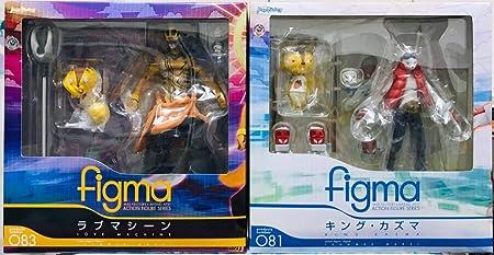Summer Wars King Kazuma Love Machine Max Factory FIGMA action figures set