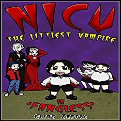 Nicu - The Littlest Vampire in 'Fangless'