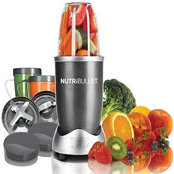 UNHO NutriBullet Pro - Juego de 15 extractores de leche para batidora y extractor de leche (15 piezas, 900 W): Amazon.es: Electrónica