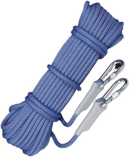 Cuerda de rescate rapel Cuerda de Escalada 10m 20m 30m ...