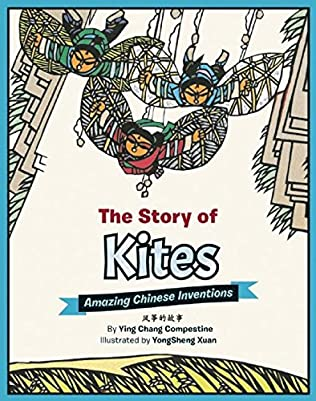 book cover of The Story of Kites