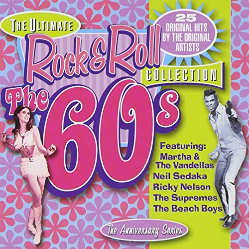 Rock N Roll 50 S (The Ultimate Rock 'N Roll Collection: The)