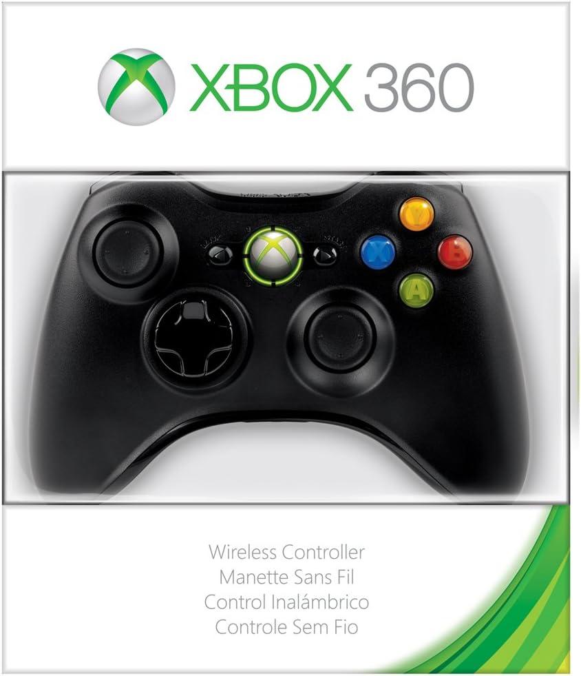 Amazon.com: Xbox 360 Wireless Controller - Glossy Black ...
