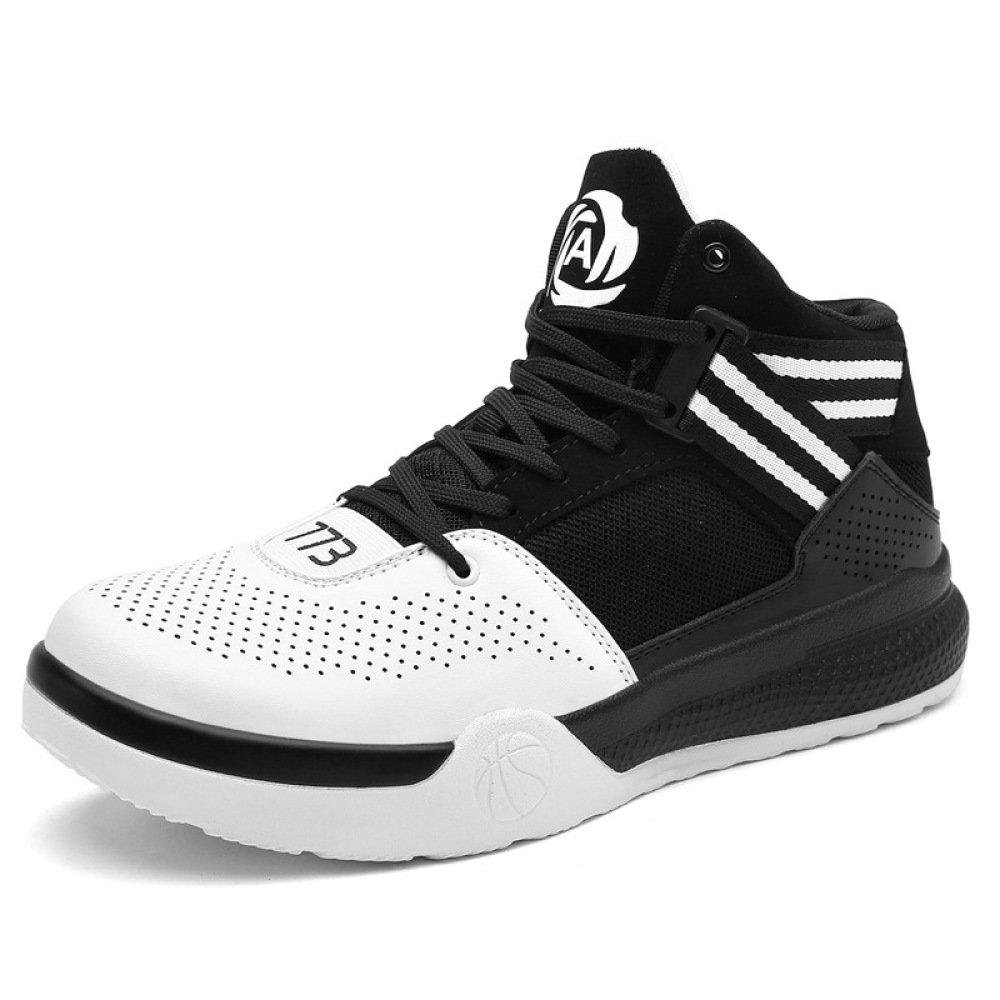 YXLONG Explosion Modelle Männer Atmungsaktive Blaue Schuhe Jugend Skid Sport Hohe Hilfe Basketball Schuhe Zement Stiefel