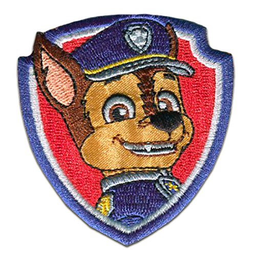 Patrol Badge Patch - 5