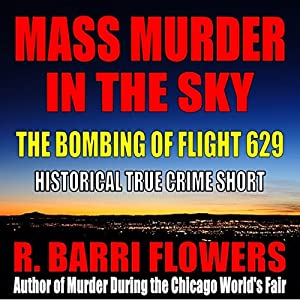 Mass Murder in the Sky Audiobook