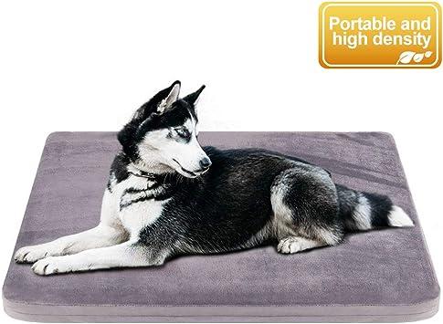 Heavy Duty Pet Bed Mattress Dog Cat Pad Mat Cushion Extra Large Medium Small US