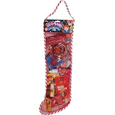 Loftus Soc-o-Pranks Filled Christmas Stocking: Baby [5Bkhe0300880]