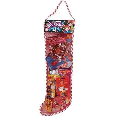 Loftus Soc-o-Pranks Filled Christmas Stocking: Baby
