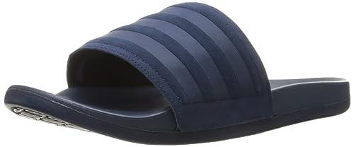 56b49394b4d9 adidas Performance Men s Adilette SC Slide M Nature C Sandals Collegiate  Navy Collegiate Navy