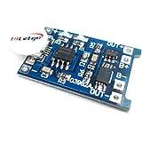 HiLetgo 5V 1A 18650 リチウムバッテリー チャージボード Micro USB チャージモジュール プロテクト [並行輸入品]