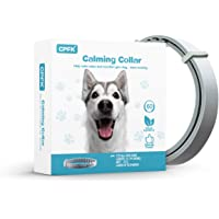 CPFK Calming Collar for Dogs Pheromones Relieve Reduce Anxiety or Stress Adjustable Collars with Long-Lasting 60 Days…