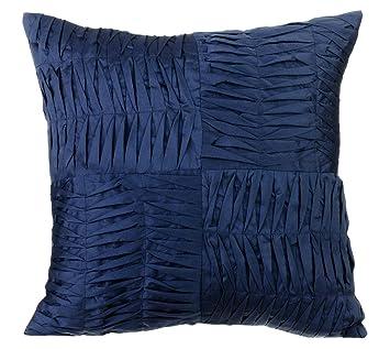 Amazon.com: Decorativos fundas de almohada azul, fundas de ...