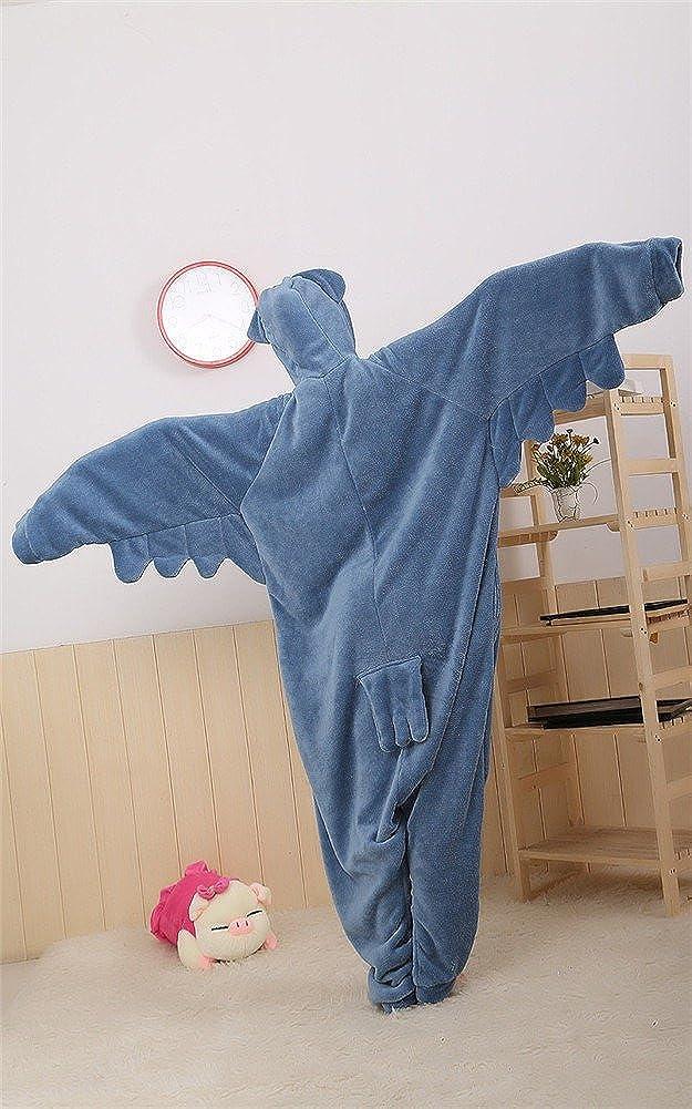 Búho animales Disfraz Kigurumi Pijama Ropa De Noche pijamas para adultos Halloween Pijama Onesie Jumpsuit Disfraces para mujer hombre Niños Adultos Ropa de ...