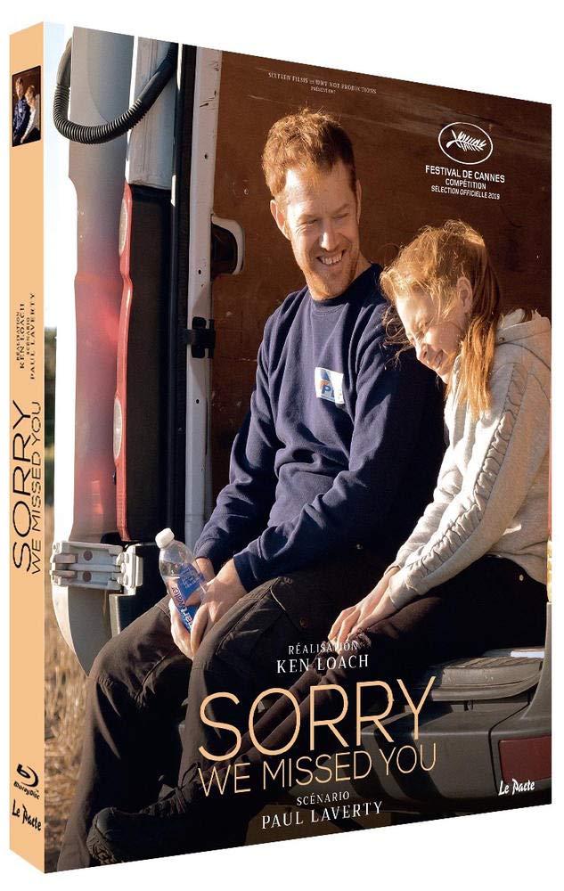 blu-ray du film sorry we missed you
