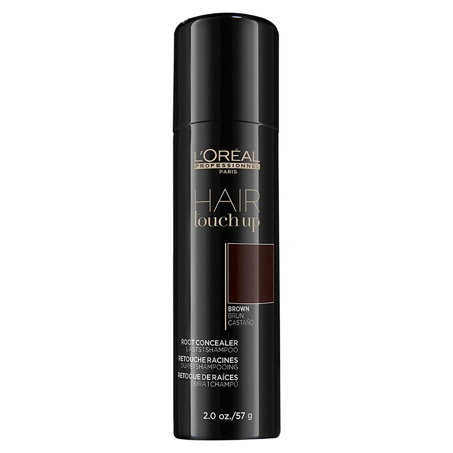 L'OREAL Hair Touch Up Root Concealer (Brown) 2.0 oz