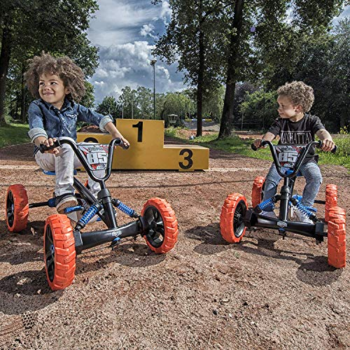 BERG Toys Buzzy Nitro Kids Pedal Go Kart for 2 to 5 Year Olds by BERG Toys (Image #6)
