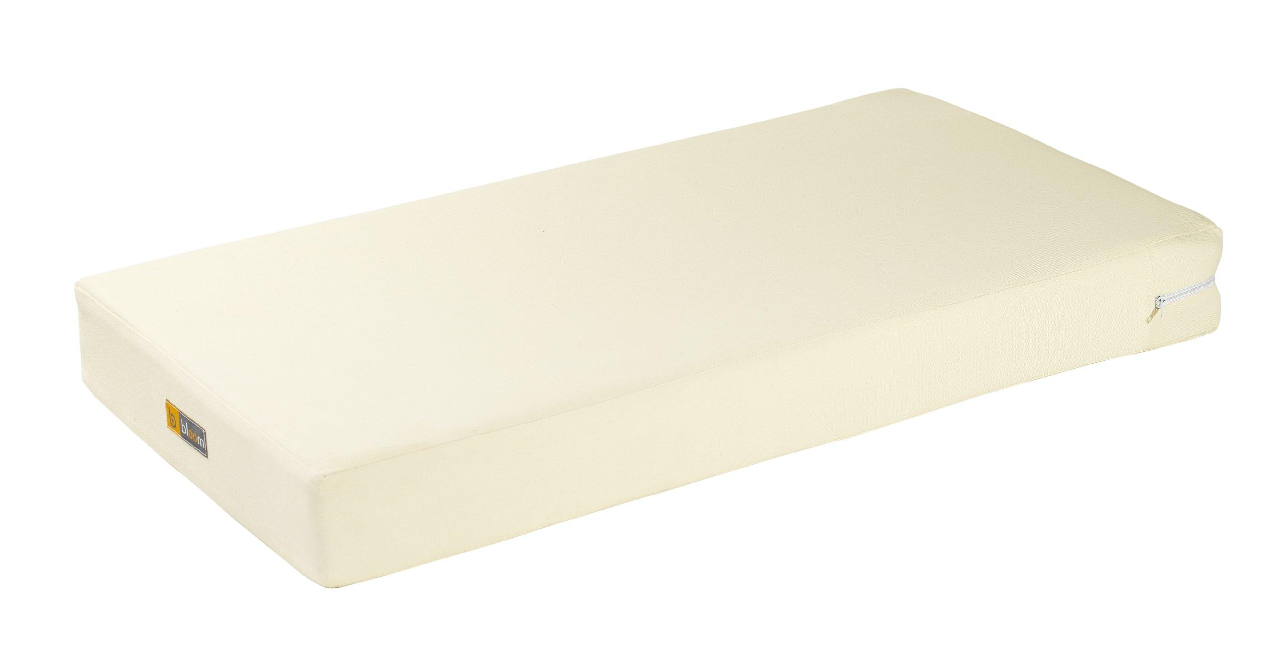 Bloom US standard crib alma max & retro spring mattress