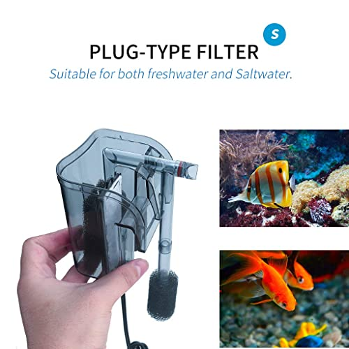 Boxtech Aquarium Hang On Filter Review