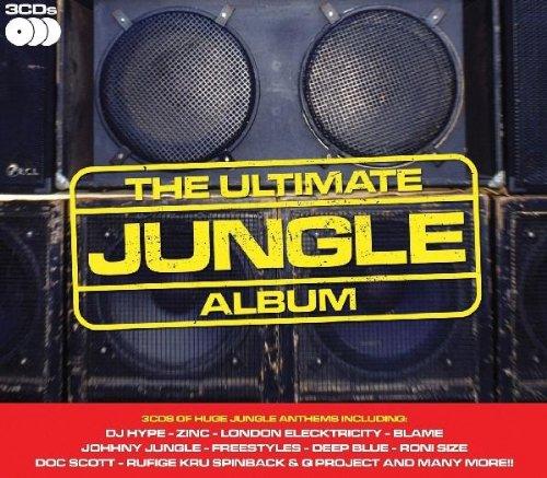 VA-The Ultimate Jungle Album-(DECULT17)-3CD-FLAC-2008-dh Download