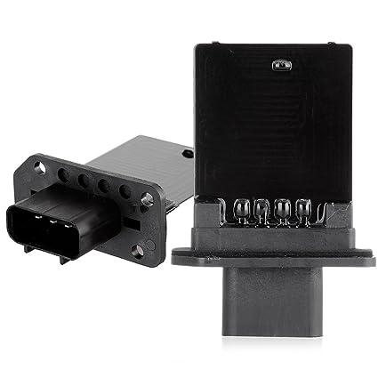 Amazon Com Heater Blower Motor Fan Resistor Air Conditioning