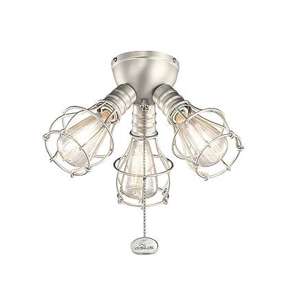 Kichler 370041ni Industrial 3 Light Fixture