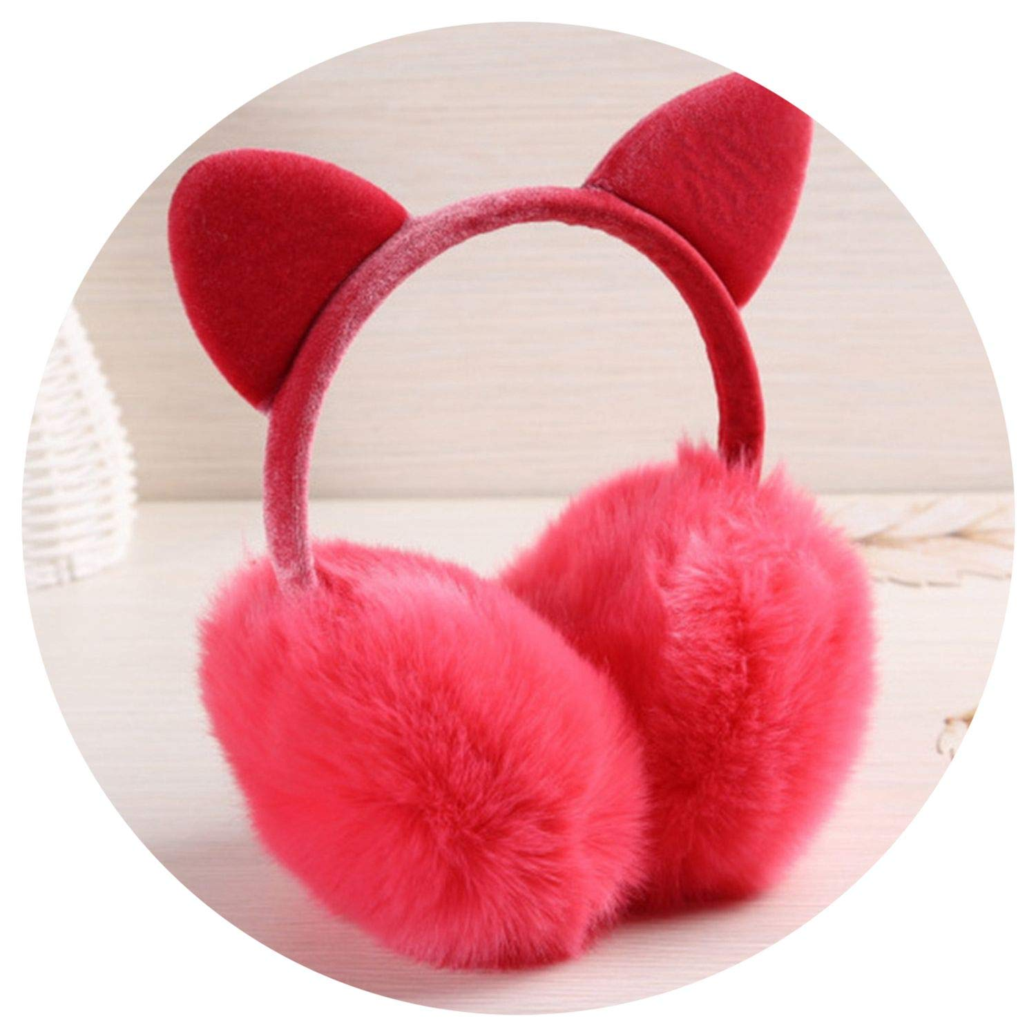 Winter Muffs Cute Cat Ear Earflap t Earmuff for girls Ear flap ies Plush Ear muffs Women