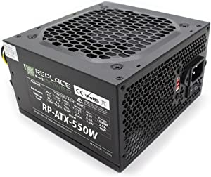 550W Power Supply for Dell XPS 8910 8920 Delta DPS-460DB-15 Replacement