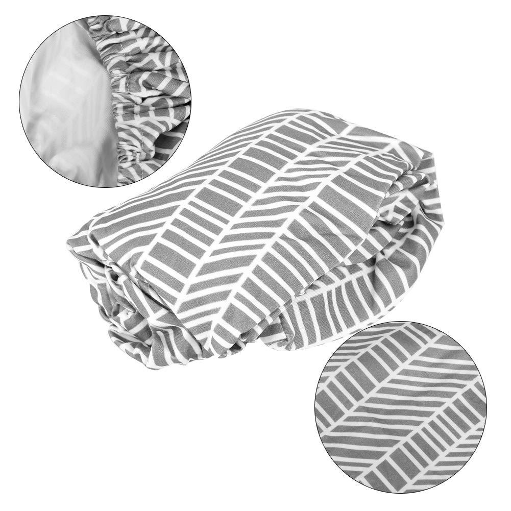 #1 Garosa Wickelauflage Abdeckung Weich Atmungsaktiv Abnehmbar Neugeborenen Urin Matte f/ür Kindergarten /& Wiege