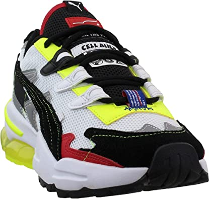 PUMA Mens Cell Alien x Ader Error Casual Sneakers,