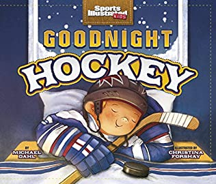 book cover of Goodnight Hockey