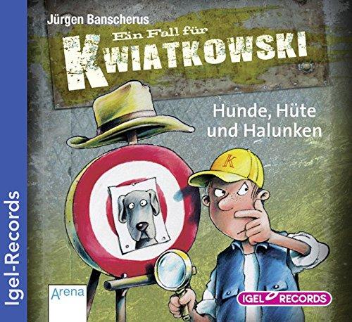 Ein Fall für Kwiatkowski. Hunde, Hüte und Halunken (07)