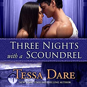 Three Nights with a Scoundrel Audiobook