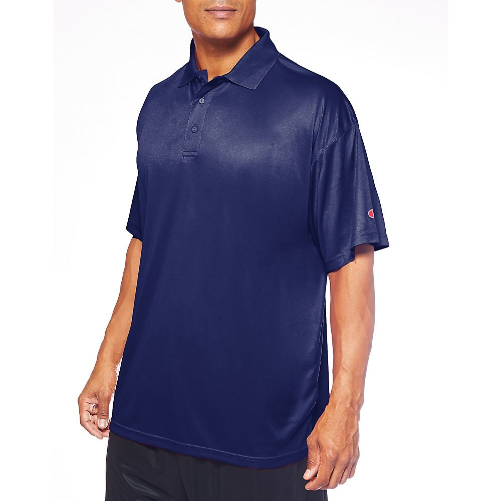Champion Vapor Big /& Tall Short-Sleeve Polo