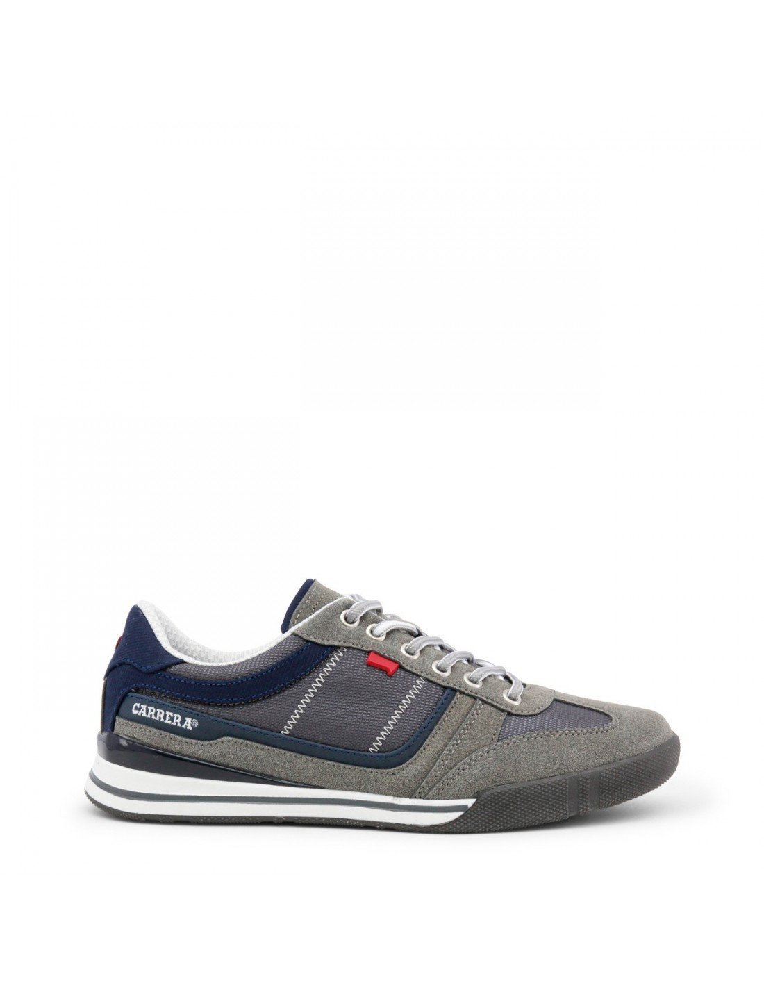 Carrera Jeans Sneaker CAM817300 Hombre 42 EU|Gray And Blue