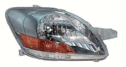 toyota yaris 2009 sedan headlights