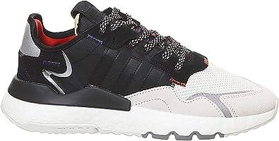 Zapatillas adidas Nite Jogger Negro 42: Amazon.es: Zapatos y complementos