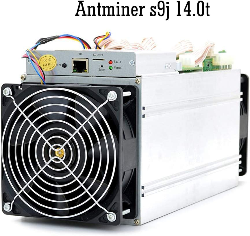Bitcoin Antminer S9 I Ready to ship. IN HAND 14.0TH//s Miner