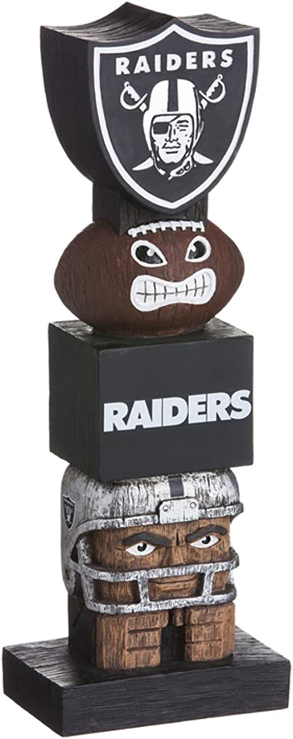 Team Sports America NFL Boys Tiki Totem