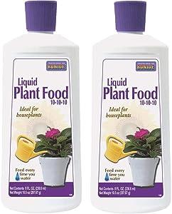 Bonide 037321001089 Liquid Plant Food 10-10-10 (Вundlе оf Тwо)