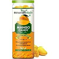 NourishVitals Dried Mango Fruit (200-gm)