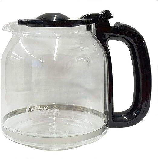 yourstorefront 12 tazas, jarra de vidrio para cafetera de Oster ...
