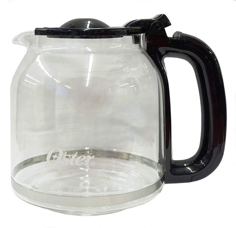 yourstorefront 12 tazas, jarra de vidrio para cafetera de ...