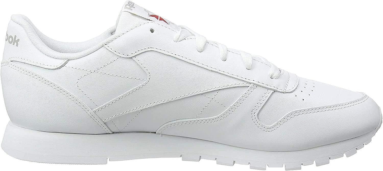 Reebok Classic Leather, Zapatillas de Running para Mujer: Reebok ...